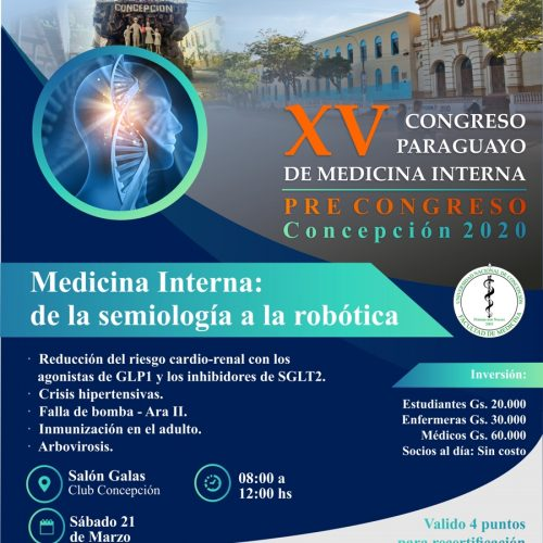 Pre Congreso Concepción 2020