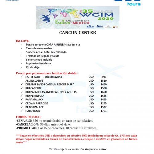WCIM 2020