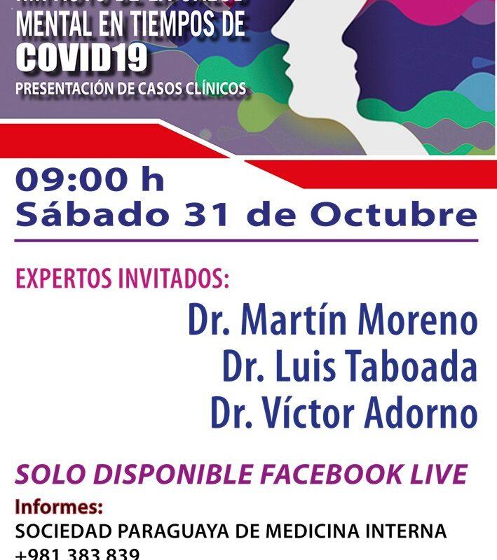 IMPACTO DE LA SALUD MENTAL EN TIEMPOS DE COVID 19