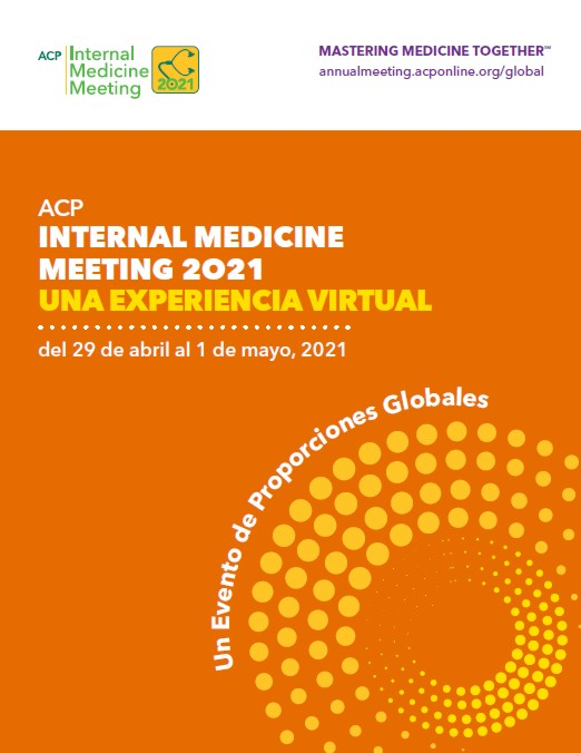 ACP -INTERNAL MEDICINE MEETING 2O21