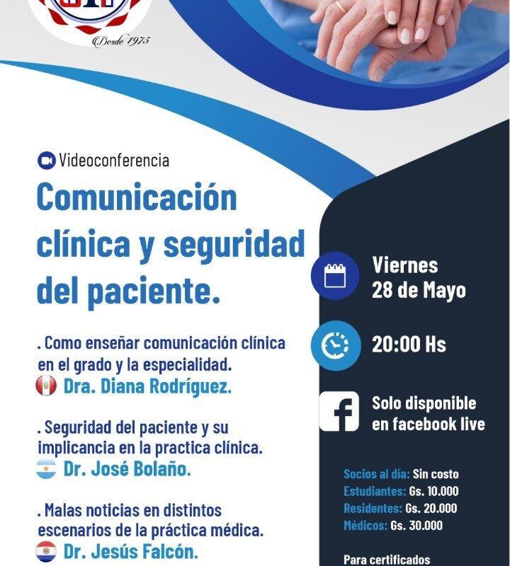 Comunicación clínica y seguridad del paciente
