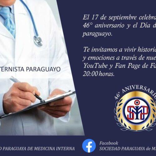 Día del Internista Paraguayo
